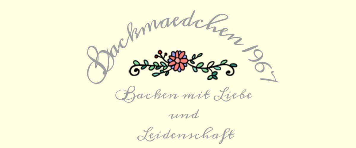 Backmaedchen 1967